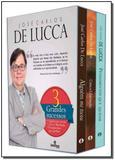 Box José Carlos de Lucca - 3 Volumes - Intelitera editora