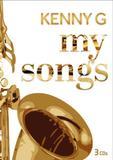 Box Kenny G  My Songs com 3 CDs  Som Livre