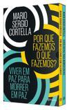 Box - Mario Sergio Cortella - 2 Volumes - Planeta do brasil