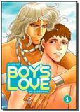 Boys love - em quadrinhos - vol.01 - Draco