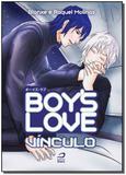 Boys Love - Vínculo - Editora draco