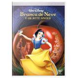 Branca De Neve - E Os Sete Anões - 2 Discos (DVD) - Disney