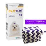 Bravecto Anti Pulgas e Carrapatos 2 a 4,5 kg - Msd