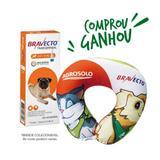 Bravecto Transdermal Antipulgas e Carrapatos Para Cães de 4,5 a 10 kg - 250 mg