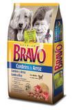 Bravo cordeiro e arroz 15 kg - Marca