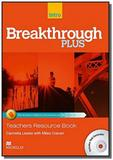 Breakthrough plus intro tb with digibook code and test generator - 1st ed - Macmillan