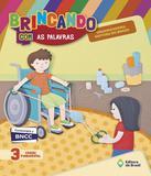 Brincando Com As Palavras - 3 Ano - Ef I - Editora do brasil - didaticos