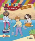 Brincando Com As Palavras - 4 Ano - Ef I - Editora do brasil - didaticos