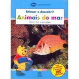 Brincar e Descobrir Animais do Mar Ursinho Poh e seus Amigos - Dcl - difusao cultural do livro