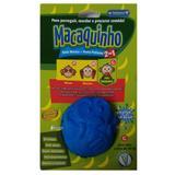 Brinquedo Bola Cães Macaquinho Grande Azul Pet Games