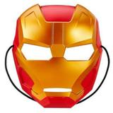 Brinquedo Mascara Infantil do Homem de Ferro Hasbro - B1801