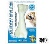 Brinquedo Osso de Nylon para Cães - Super Resistente - Buddy Toys