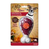 Brinquedo para Cachorro AFP Coxa de Frango com Aroma de Frango Grilled Chicken Leg