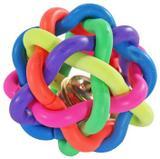 Brinquedo Para Cachorro Bola Colors Com Guizo 6.5cm - Western pet