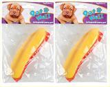 Brinquedo para cachorro /cachorro quente kit com 2 peças - Western pet