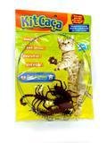 Brinquedo Para Gatos Kit Caça Com 5 Bichinhos De Plástico! - Savana pet