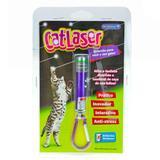 Brinquedo Pet Games Cat Laser Azul Para Gatos