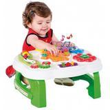 Brinquedo Smart Tablet - Calesita- Verde/branco - Ref 812