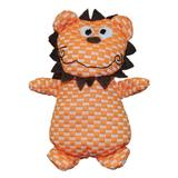Brinquedos Para Cachorro Pelúcia PatchWork Pet Crazy Leão
