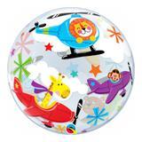 Bubble 22 polegadas - circo aéreo - qualatex