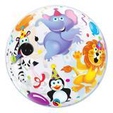 Bubble 22 polegadas - festa dos bichos - qualatex