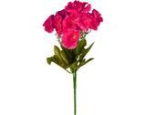 Buquê Artificial Beijo Pintado Vermelho 30 cm - Kasacia