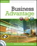 Business advantage - upper intermediate - students book - with dvd-rom - Cambridge university press do brasil