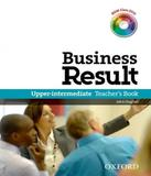 Business Result - Upper-intermediate - Teachers Book Dvd Pack - Oxford