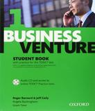 Business Venture 1 - Student Book With Practice For Toeic And Cd-rom - 03 Ed - Oxford