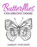 Butterflies Coloring Book - Revival waves of glory books  publishing