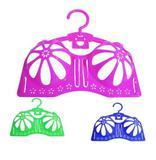 Cabide De Plastico Para Sutia Kit Com 2 Pecas Colors - Top rio