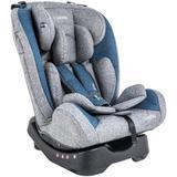 Cadeira Auto Lenox Kiddo Grow Azul e Cinza 0 a 36kg 574AC