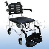 Cadeira Banho Aluminio Sl155 Praxis