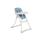 Cadeira de Alimentação Papa e Soneca Peixinhos Azul - Burigotto