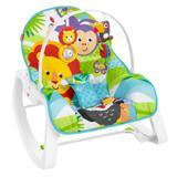 Cadeira de Balanço Minha Infância BBP9 Fisher Price