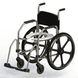 Cadeira de Banho RG Aço Jaguaribe - Ortopedia jaguaribe industria e comercio