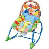 Cadeira de Descanso Bebê  Animais - Baby Style - Vibratória e Musical  até 18 kg