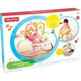 Cadeira de Descanso e Balanço com Vibração e Musical Meninas até 18kg Fisher-Price - Fisher price