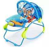 Cadeira De Descanso Musical Vibratória Dican 18 KG Circo