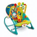Cadeira de Descanso Vibratória Fisher-Price Minha Infância X7046 - 0 a 18kg