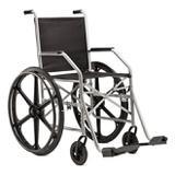 Cadeira de Rodas 1009 Nylon - Jaguaribe - Ortopedia jaguaribe industria e comercio