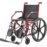 Cadeira de Rodas 1012PI com Elevação de Pernas - Baxmann Jaguaribe - Ortopedia jaguaribe industria e comercio