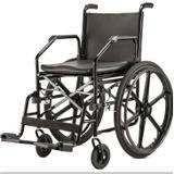 Cadeira de Rodas 1017 Plus - Baxmann Jaguaribe - Ortopedia jaguaribe industria e comercio