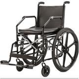 Cadeira de Rodas 1017 Plus Jaguaribe - Ortopedia jaguaribe