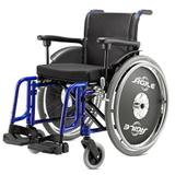 Cadeira de Rodas Ágile em Alumínio Baxmann Jaguaribe