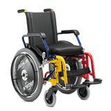 Cadeira de rodas agile infantil assento 36cm jaguaribe