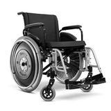 Cadeira de Rodas Alumínio AVD 50 cm - ORTOBRAS
