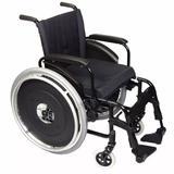 Cadeira de Rodas Alumínio AVD Ortobras