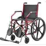 Cadeira de Rodas C/Elevação de Pernas 1012PI Jaguaribe - Ortopedia jaguaribe industria e comercio