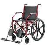 Cadeira de Rodas com Elevação das Pernas Jaguaribe